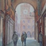 Les amoureux de Bologne. Alain Masset