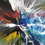 Composition abstraite 1. Bernard Ochietti