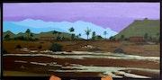 Après la pluie au Maroc.