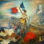 Ode à la Liberté. Dany