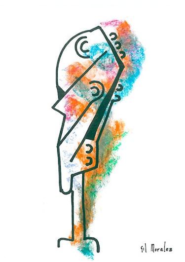 Dibujo-13. Fernando Gil Morales