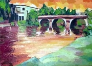 Pont d'Ouilly.