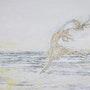 2015 - Sur la plage des romantiques…. Ayala Andre
