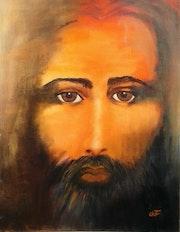 Jésus Christ nous regarde.