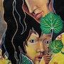 Motherhood. Giorgi Mdinaradze