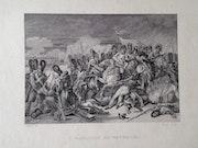 Bataille de Waterloo. Jouck Catherine