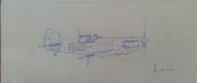 D520 Armée de l'air. Forangeart F. Baldinotti Peintre De l'air
