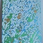 Rosace arbore collection souffle de vie. Peinture Parfum Bijoux D Art