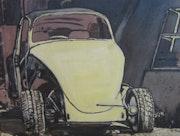 Dodoche : voiture dechevau. Nadège