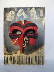 Masque de carnaval 3.