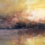 Martigues… Au bord du canal…. Roger Perrier