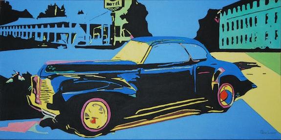 Buick 55 au motel. Cesar Luciano Pierre Giafferi Alias Cesar Luciano