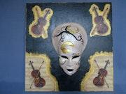 Masque de carnaval 4.