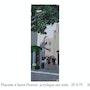 Placette à Saint Florent en haute Corse. Pierre Giafferi Alias Cesar Luciano