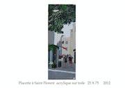 Placette à Saint Florent en haute Corse.