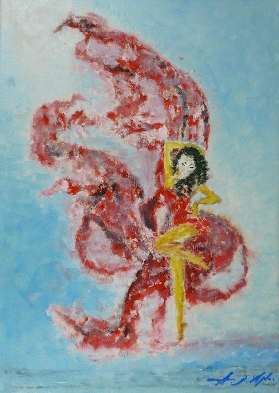 2015 - Sur la baie des caroubiers…. Andrea De Ayala Ayala Andre