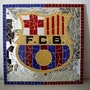 Logo F. C. B. Maryline Van Poucke