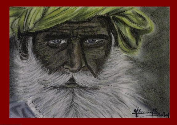 Sadhu le saint homme. Veroniq's Véroniq' S