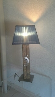 Lampe ambiance «Hippocampes».