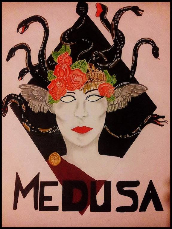 Medusa. Jessica Jessica