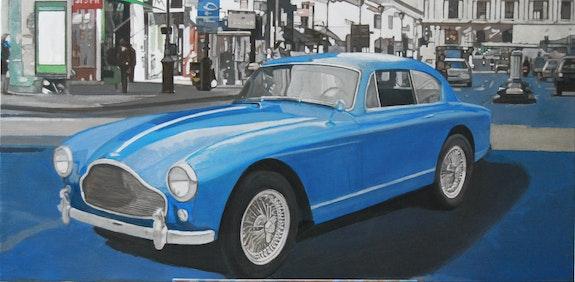 Aston Martin à l'opéra. Cesar Luciano Cesar Luciano