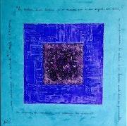 Bleu Améthyste. Nat Tantet