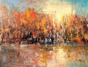 Martigues… Au bord du canal….