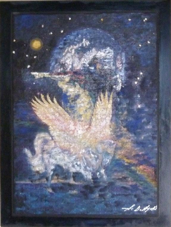 Sur les ailes du firmament…. Andrea De Ayala Ayala Andre