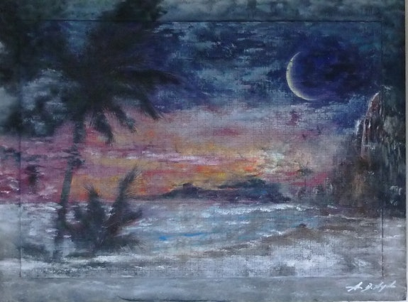 Sur l'île des grands mystères…. Andrea De Ayala Ayala Andre