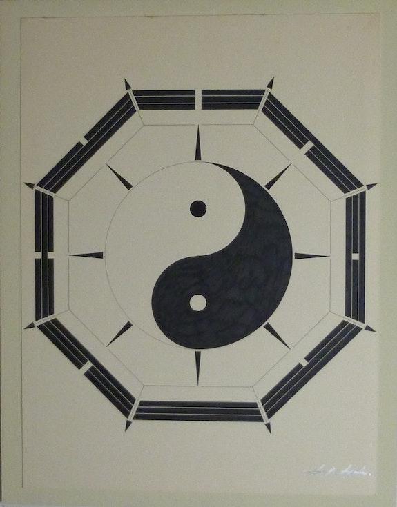 Sur l'hexagramme des équilibres célestes…. Andrea De Ayala Ayala Andre