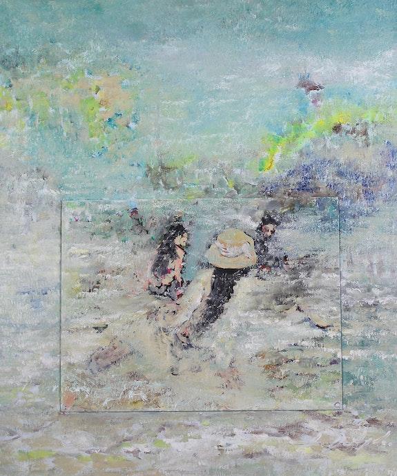 A Samois sur les bords de Seine…. Andrea De Ayala Ayala Andre