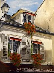 Montmartre Village.