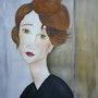 Portrait de Dédie. Mimi