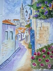 Village St Emilion.