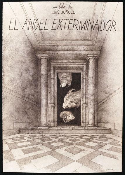 El ángel exterminador. José Hernández Laura Escalada