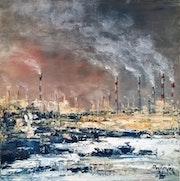 Martigues… Paysages industriels..