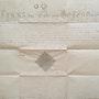 Große Urkunde für Graf Heinrich von Hardegg, mit Signatur Kaiser Franz I. , 1811. Thomas Kern