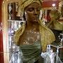 Buste orientaliste. Marc Menzoyan Antiquités