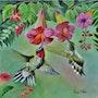 Les colibris. Marie Colin