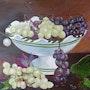Coupe de raisins. Marie Robin