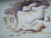 Patmos - Abstrakt.