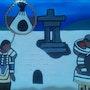 La beaute des Autochtones, premiere nation. Evelyne Patricia Lokrou