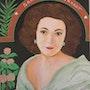 Sarah Bernhardt. Ghislaine Phelut
