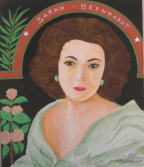 Sarah Bernhardt. Ghislaine Phelut-Sanchez Ghislaine Phelut