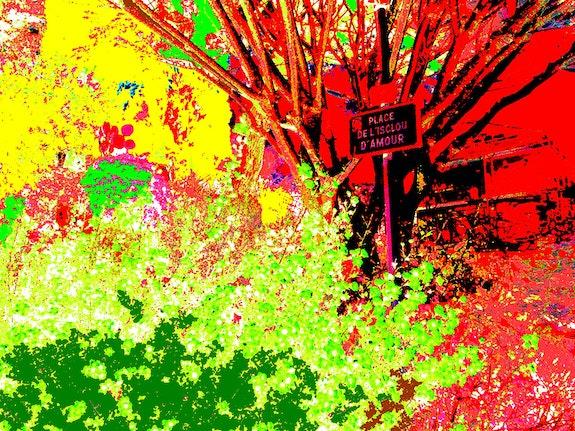 Bormes les Mimosas. Georges Lautier (Jorgi) Jorgi