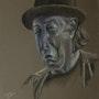 Joueur de blues n°2. Paul Barbier