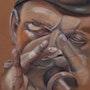 Joueur de blues n°15. Paul Barbier