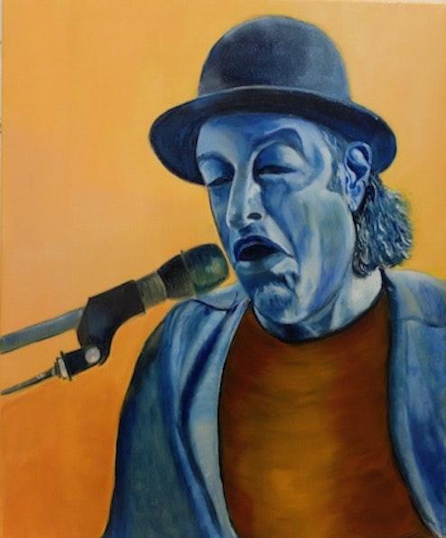 Joueur de blues n°14. Paul Barbier Paul Barbier