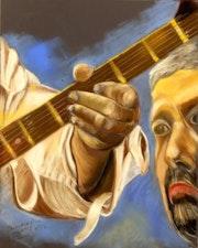 Joueur de blues n°12.