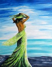 Face à la mer….